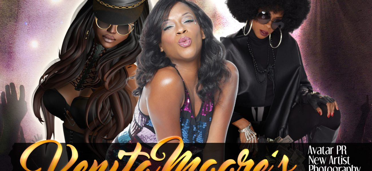 Avatar PR & iMoogi Radio Announce the Venita Moore New Artist Photo Competition